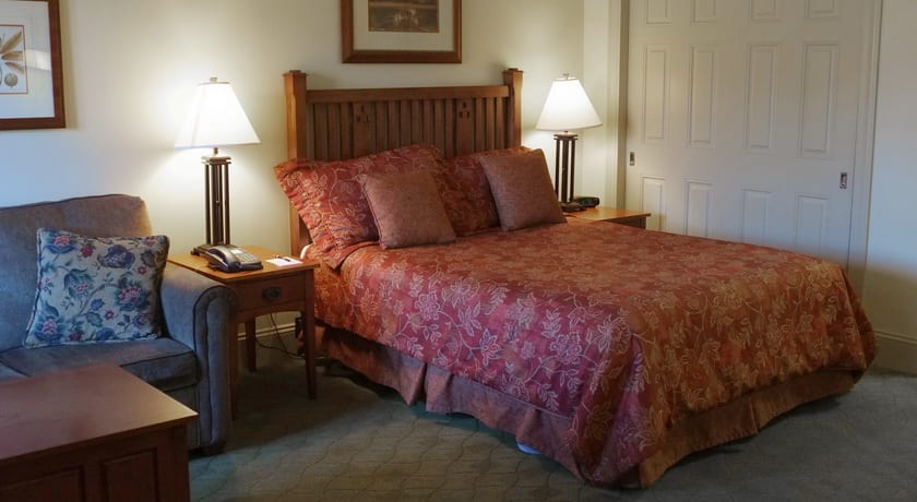 Kaatskill Mountain Club Resort and Spa Room 2 pic, Hunter, NY