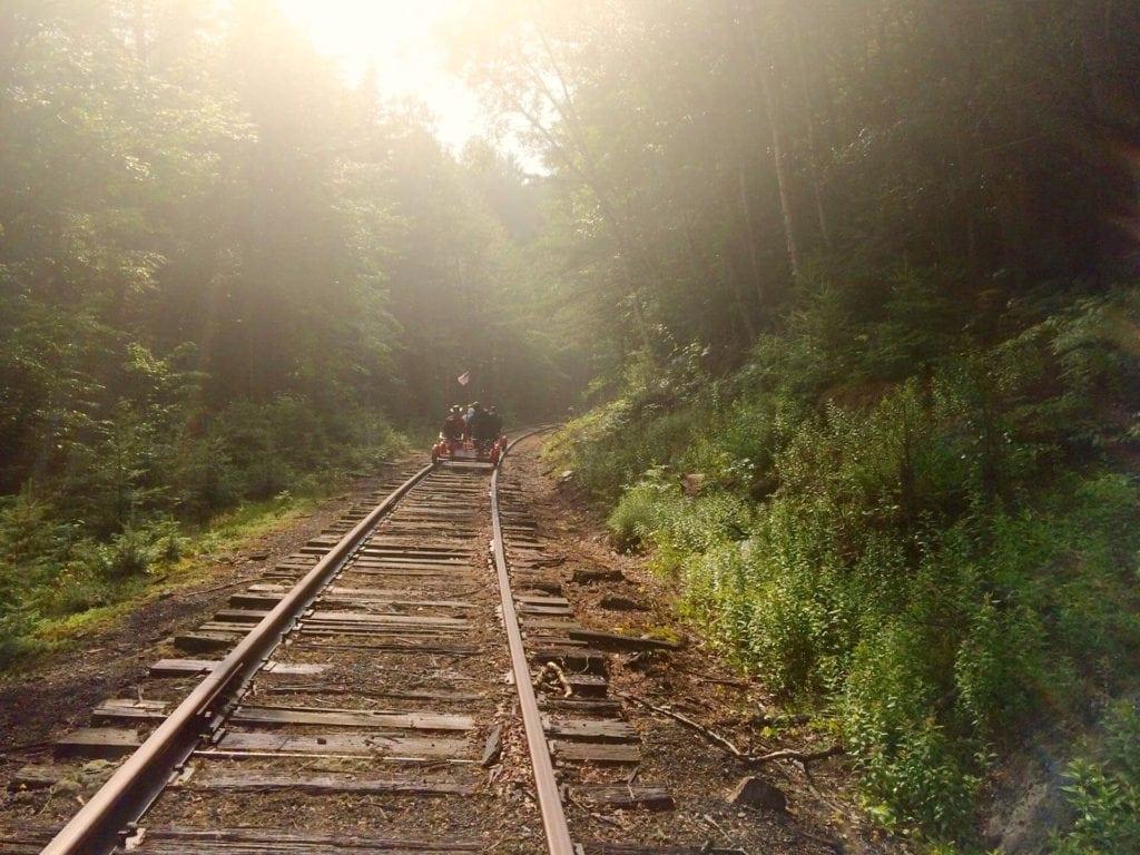 Rail Bike Explorers pic 2