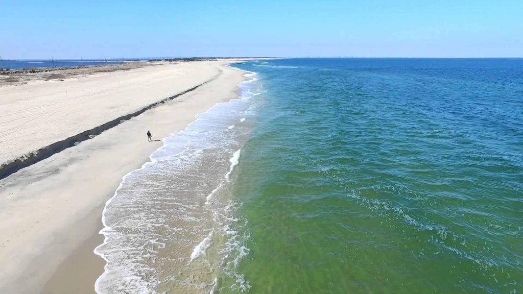 Sandy Hook Beach, NJ