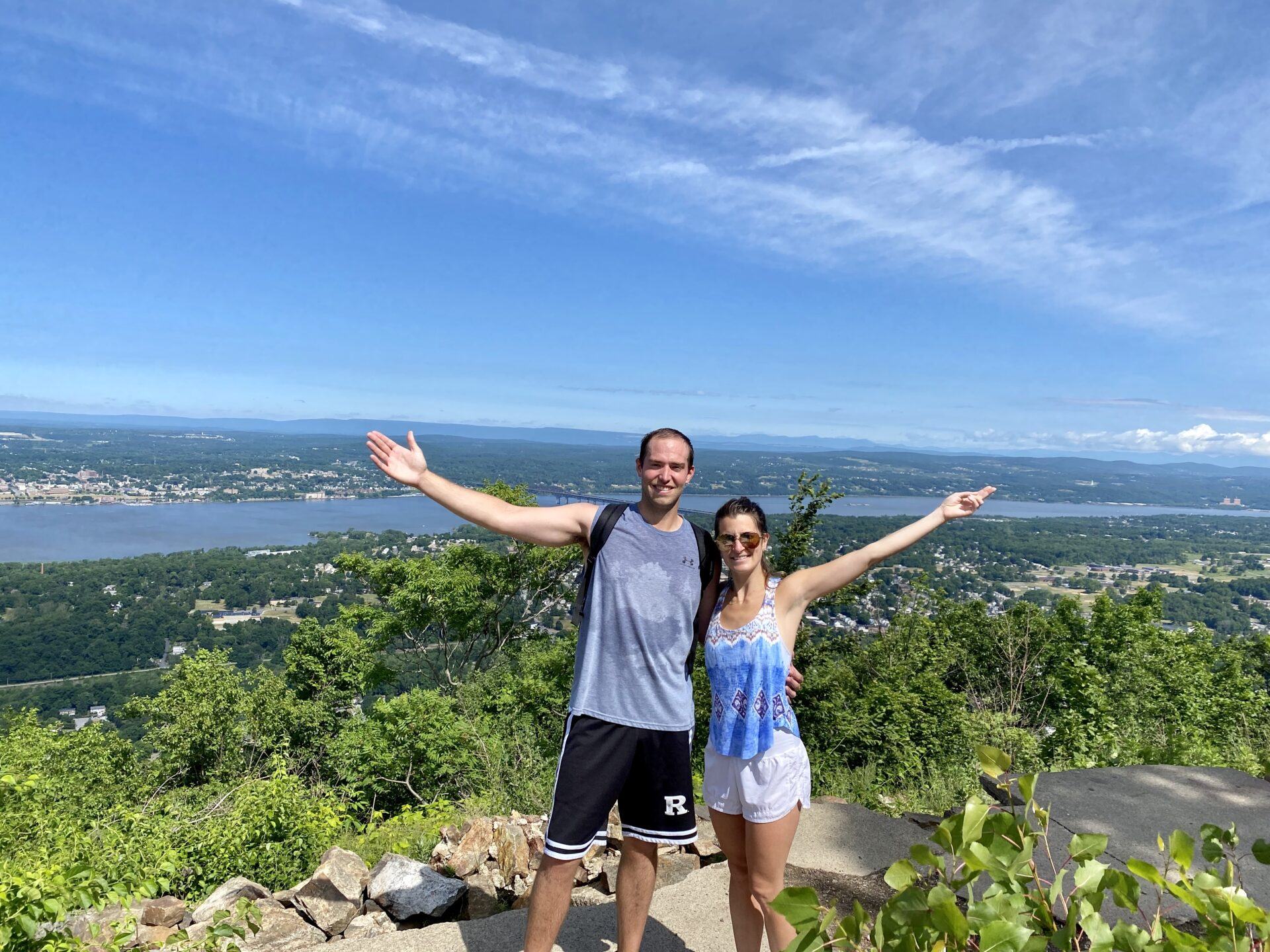 Hiking in the Hudson Valley