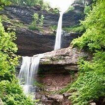 Kaaterskill Waterfalls, Hunter, NY